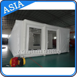 Industrial Used Car Spray Booth, Cabinet Furniture Car Spray Booth pictures & photos
