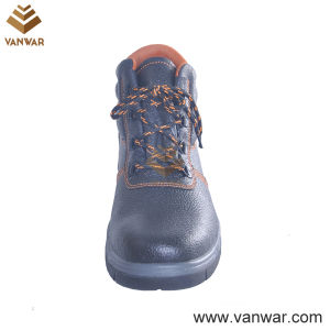Long Wearing Military Working Safety Boots of High Quality Leather (WWB060) pictures & photos