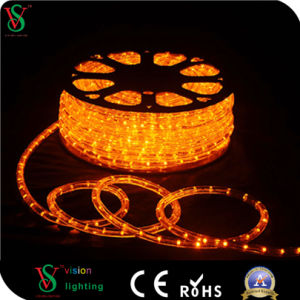 Hot Selling LED Rope Light for Xmas Decoration pictures & photos