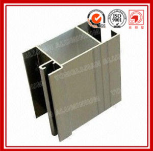 Anodized Aluminium Extrusion/Aluminium Profiles pictures & photos