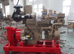 Fire Fighting Pump / Marine Disel Engine Driven Fire Pump pictures & photos