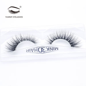 2017 Wholesale Individual Eyelashes Cosmetic 3D Mink Eyelash pictures & photos