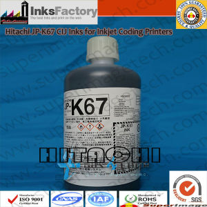 Hitachi Jp-K67 Inks/Cij Inks for Cij Printers pictures & photos