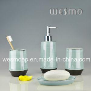 Porcelain Bath Set (WBC0618D) pictures & photos