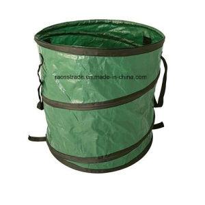 210L PE Tarpaulin Bin Sack Bag pictures & photos