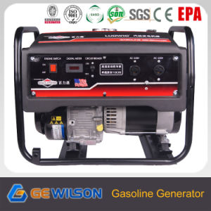 6.5HP Gasoline Generator with Single Phase pictures & photos