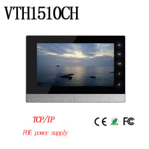 7-Inch Color Indoor Monitor {Vth1510CH}