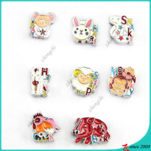 Wholesale Animal Slider Charms Jewelry (SC16040933)