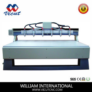 Newest Multi Head of Wood Working CNC Router Engraving Machine pictures & photos