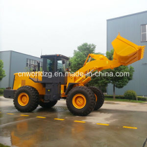 5ton Front Wheel Loader of Construction Machine (W156) pictures & photos