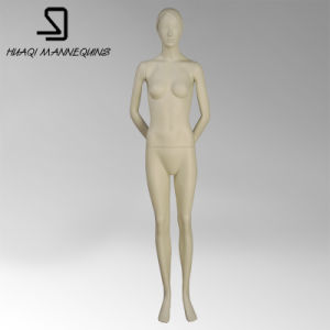 Female Full Body Sit Shape Glass Fiber Reinforced or Plastics Mannequins pictures & photos