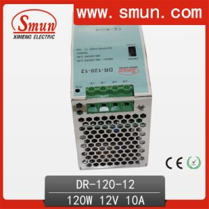 120W 12VDC DIN-Rail Single Output Switching Power Supply pictures & photos