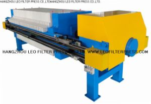 Leo Filter Press Automatic Chamber Filter Press pictures & photos