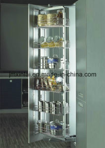 Revolving Soft-Stop Unit Kithcen Basket Kitchen Cabinet