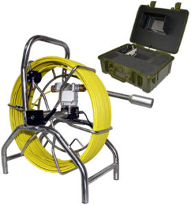Manhole Inspection Camera, Self-Leveling Used Sewer Camera pictures & photos
