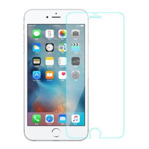Mobile Phone Tempered Glass Screen Protector for iPhone 6 Plus, 0.33mm