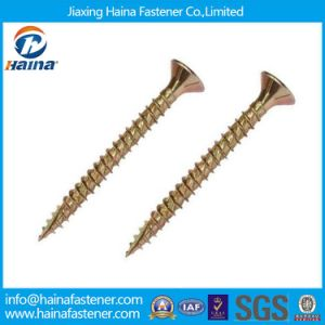 M8 Csk Carbon Steel Self Drilling Screw, Thread Cutting Screws pictures & photos