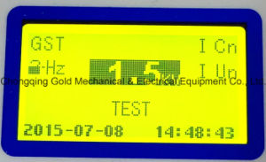 Gdgs 45Hz and 55Hz Pilot Frequency Tan Delta Tester pictures & photos