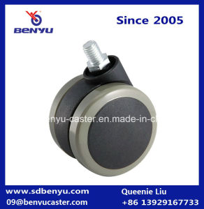 Factory Offer 60mm Roller Wheel for Office Floor Table pictures & photos