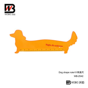 2016 Office Stationery Measuring Animal Shape Cartoon Plastic Ruler pictures & photos