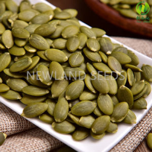 Heilongjiang Shine Skin Pumkin Seeds Kernels AA to America