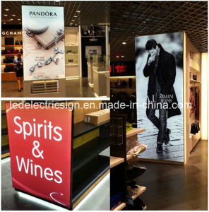 Fabric Light Box for Cloth Store Advertising Display pictures & photos