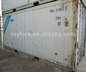 Used Referigerated Container with High Quality in Qingdao Shanghai Tianjin pictures & photos