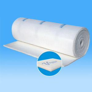 High Dust Loading Painting Booth Ceiling Cotton Air Filter pictures & photos