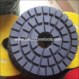 "Cr-25 Diamond Floor Polishing Pad (8""/200mm) pictures & photos"