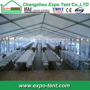 Aluminum Polygon Marquee Wedding Tent for Outdoor Events pictures & photos