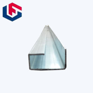 Pre-Galvanized C Section Steel Q235B Steel Channel High Quality