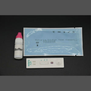 Hot Sale Diagnostic Malaria One Step Rapid Test Equipments pictures & photos
