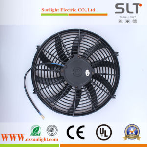12V 24V 120W Plastic DC Electrical Cooling Ventilation Fan pictures & photos