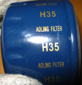 Auto Car Fuel Filter for Citroen (H35WK01) pictures & photos
