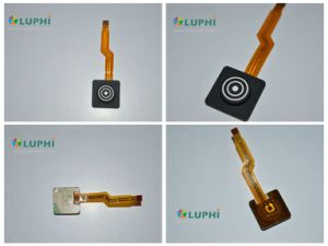 Single Rubber Button FPC Circuit Membrane Switch (MIC-0201) pictures & photos