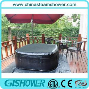 Inflatable Rectangular Hot SPA Tub (pH050015) pictures & photos