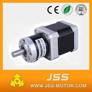 12V Stepper Motor 42*42mm, NEMA 17 Motor with Planetary Gearbox pictures & photos