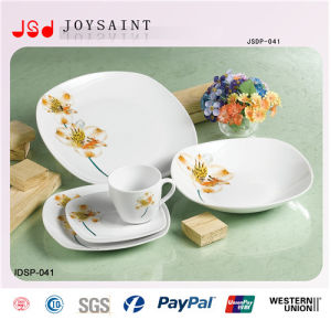 Top Quality 18PCS Dishware Set for Home Hotel Use pictures & photos