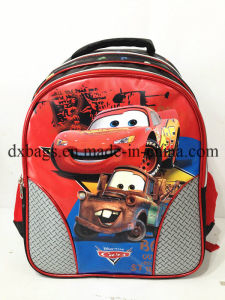 Car Cheap School Backpack / Boys Book Bag/School Bag pictures & photos