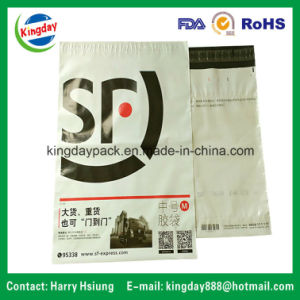Plastic Bags/Polybag for Mail Bag with Self-Adhesive Tape