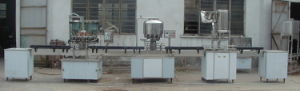 2000bottle/Hour Mineral Water Production Line pictures & photos