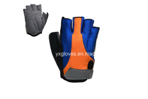 Half Finger Glove-Sport Glove-Riding Glove-Gloves-Safety Glove-Bicycle Glove pictures & photos