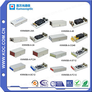 Kwmsb-a Serial Optical Fiber Terminal Box pictures & photos