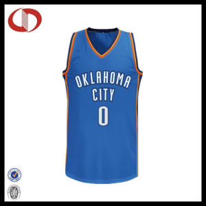 OEM Service Custom Made Breathable Basketball Jersey for Man pictures & photos