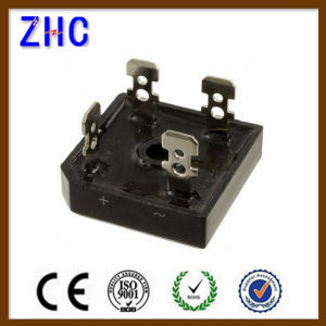 High Quality Gbpc 10AMP to 50AMP Single Phase Bridge Rectifier pictures & photos