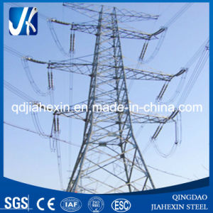 Power Transmission Line Steel Tower/Electric Steel Tower pictures & photos