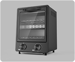 Electric Oven Household Use Vertical Design Save Space Toaster Oven Convention Oven Sj-091