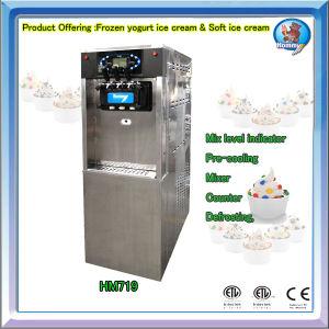 Frozen Yogurt machine HM719 with CE ETL Certificate pictures & photos