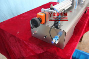 G1wgd Semi-Automatic One Head Ointment /Cream/Tomato Paste and Liquid 50-500ml Filling Machine pictures & photos