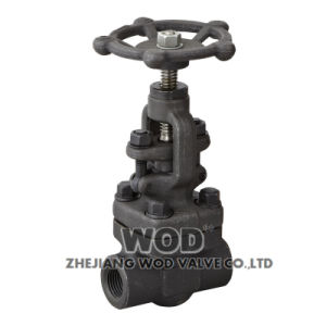 Stainless Steel Globe Valve with Handle Wheel High Quality pictures & photos